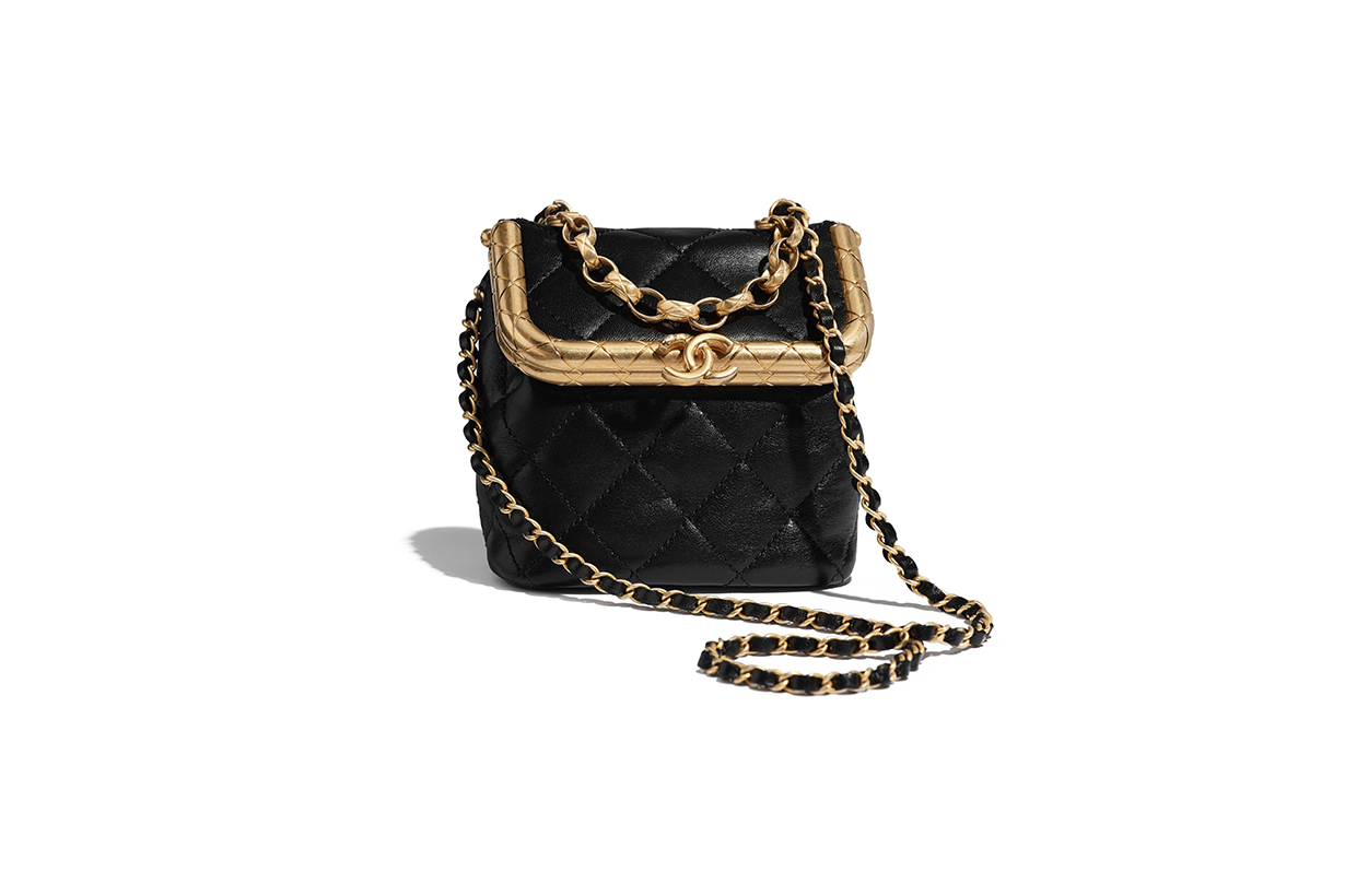 chanel metiers dart pre fall 2020 bag collection release