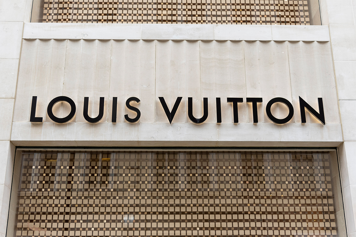 lvmh revenue report first half 2020 decline fashion luxury brand