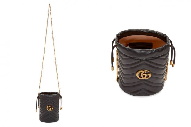 gucci gg marmont 2.0 bucket bag where buy price