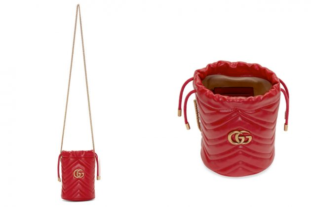 gucci gg marmont 2.0 bucket bag where buy price
