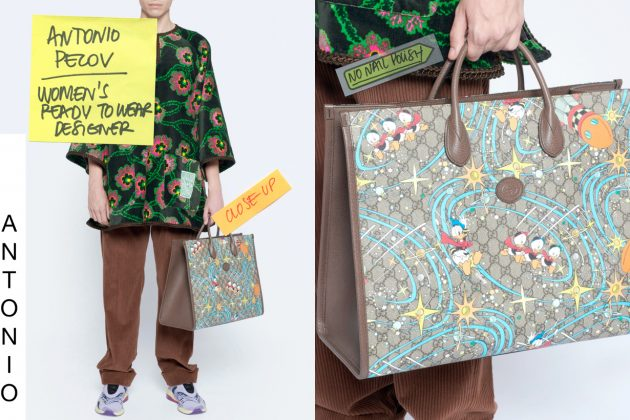 gucci Doraemon 2021 Epilogue alessandro handbags collabration