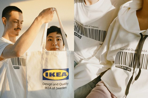 IKEA Japan first apparel t-shirt hoodie tote bag where when buy 2020 EFTERTRADA