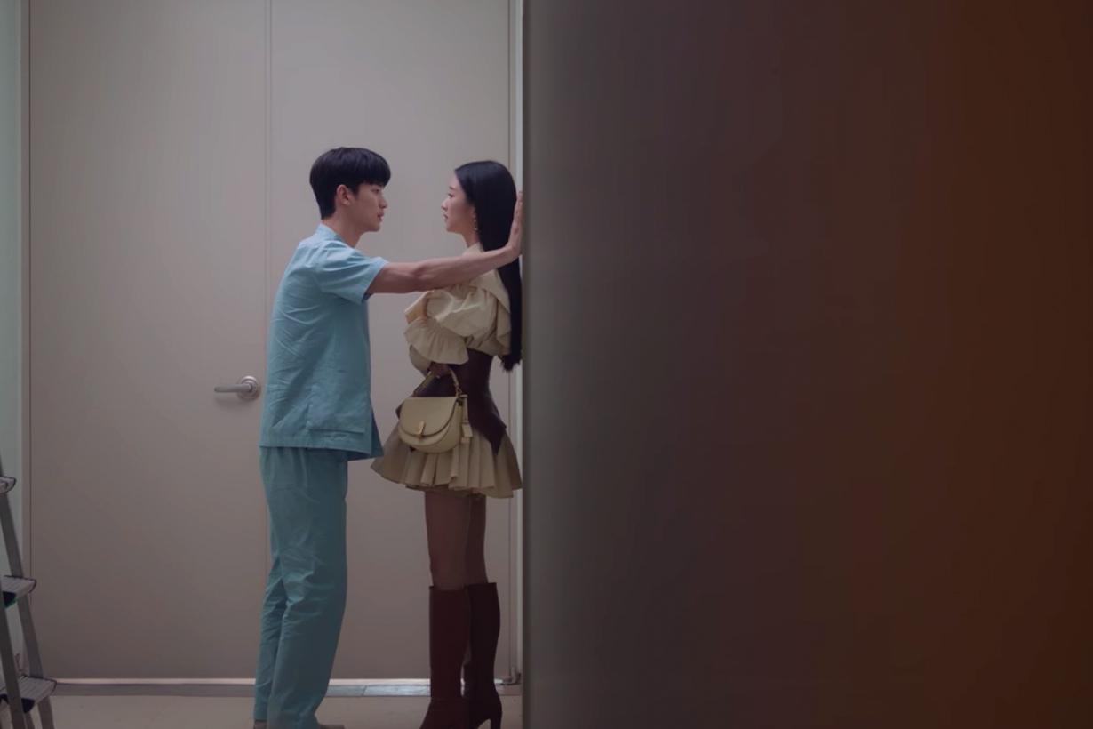 It's Okay to not be Okay Seo Yea Ji Kim Soo Hyun Netflix tvN Drama Korean Drama Celebrities Handbags Joy Gryson korean idols celebrities actresses