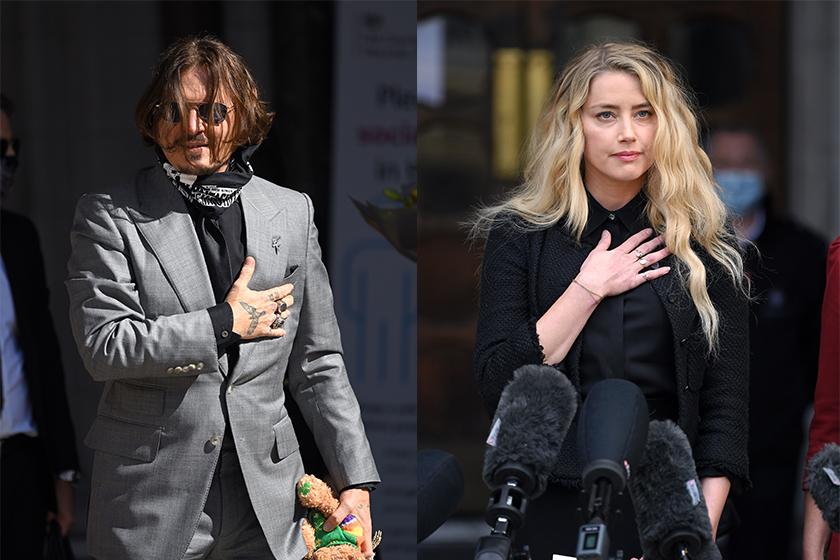 Johnny Depp Amber Heard divorce VIOLENCE 30 jul