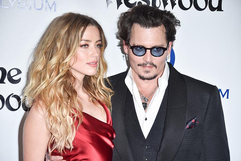 Johnny Depp Amber Heard divorce VIOLENCE