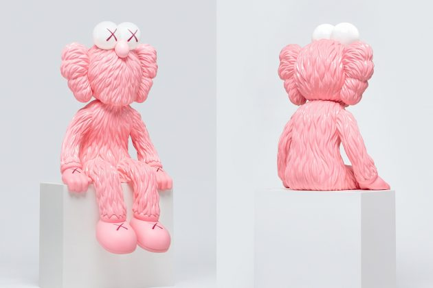 kaws seeing watch led light where buy when release