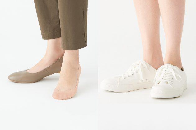 muji flats socks summer new 2020