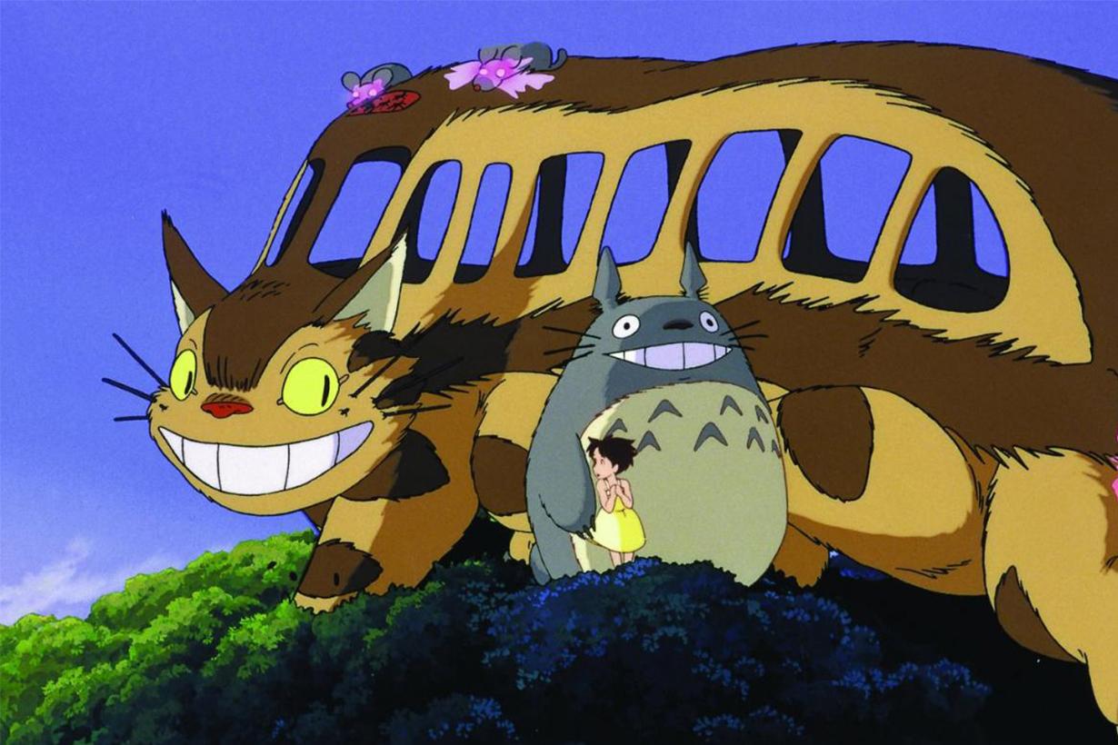 My Neighbor Totoro sequel Ghibli Museum