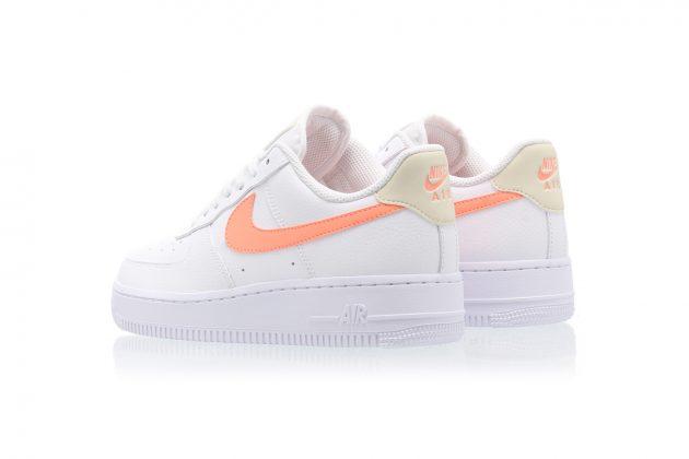 nike air force 1 pink 2020 summer beige
