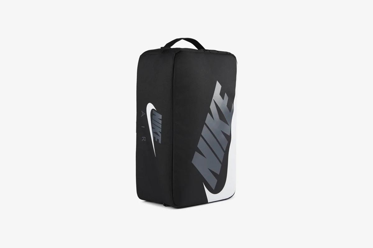Nike Sneaker Bag Shoe Box Bag Black Color