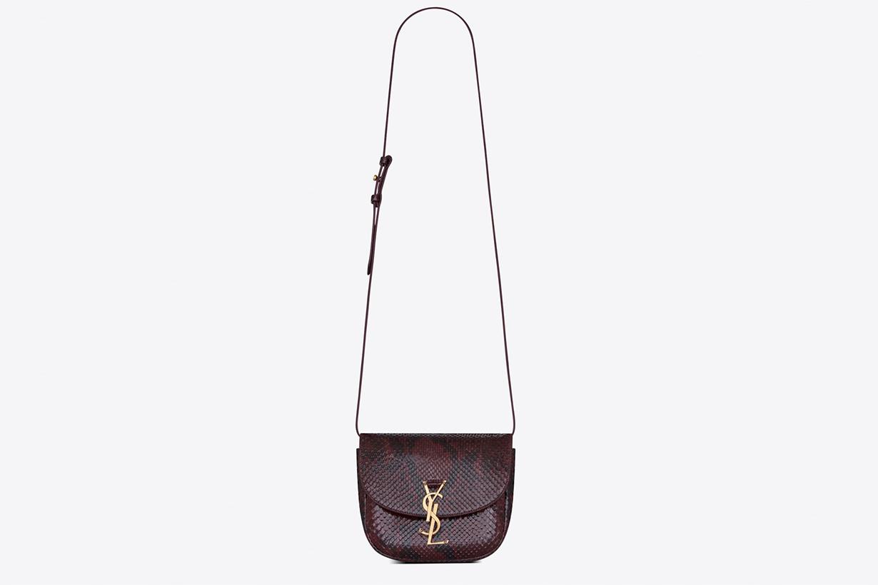 chanel celine dior Saint Laurent Louis Vuitton Miu Miu Bottega Veneta Fendi Givenchy handbags on trend fall 2020