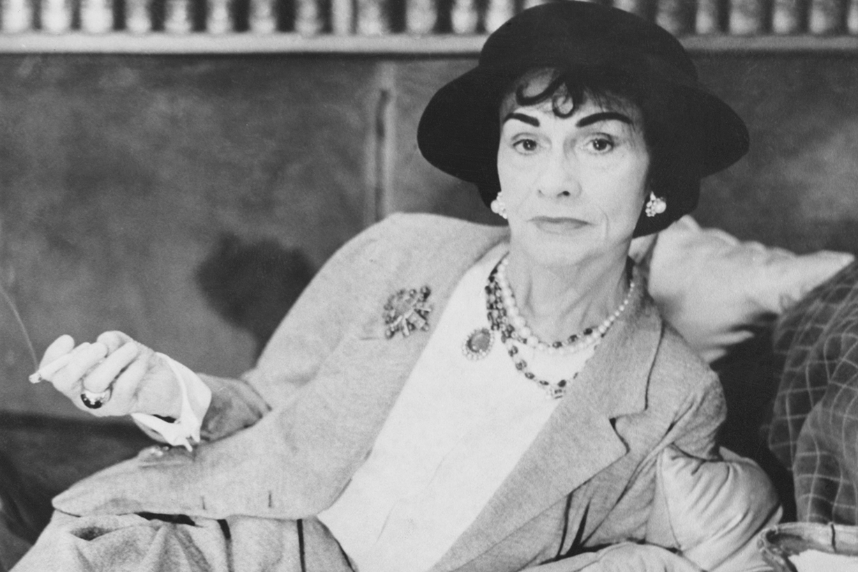 coco chanel styling tips fashion