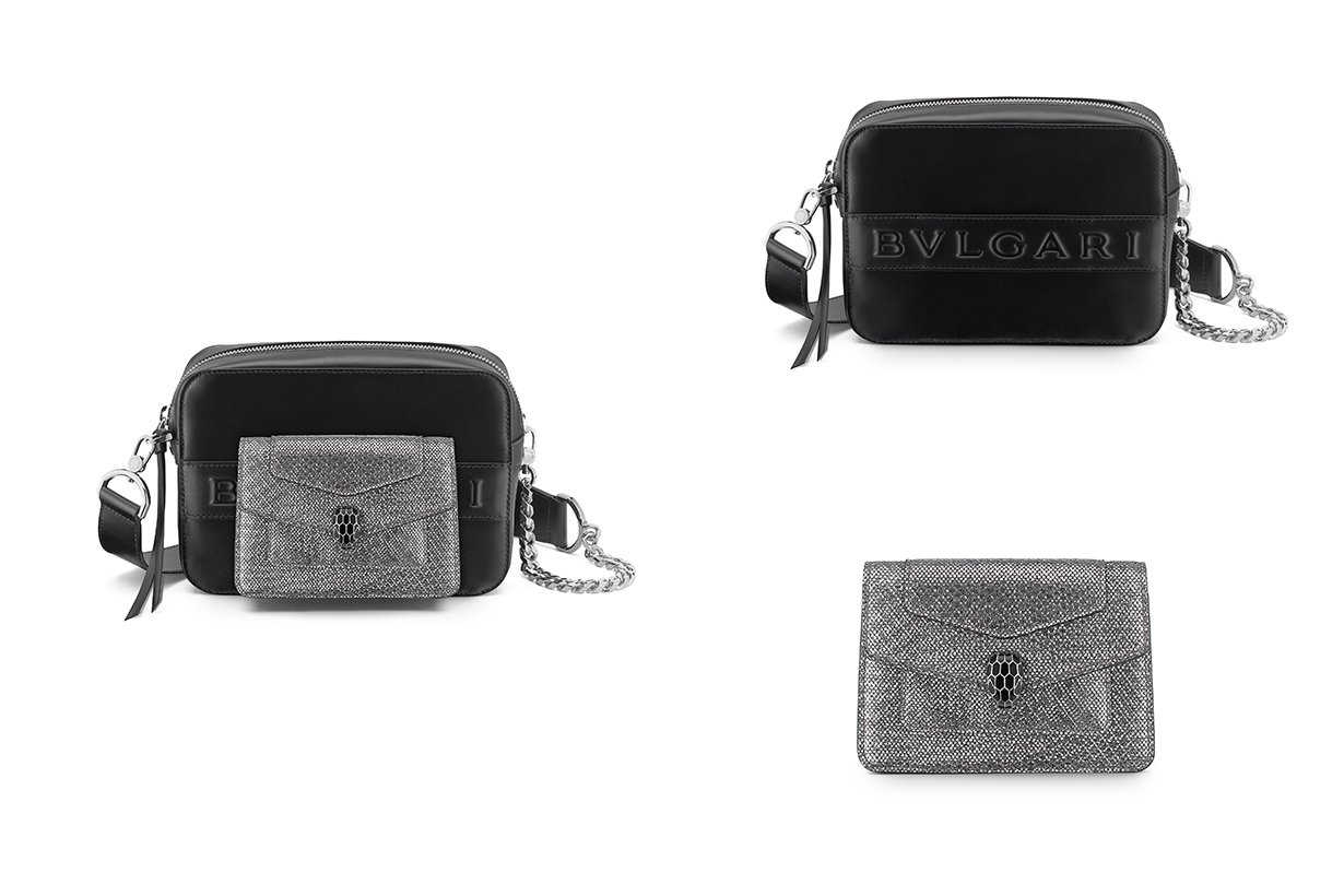 Bvlgari 7 Ways Serpenti handbags 2020
