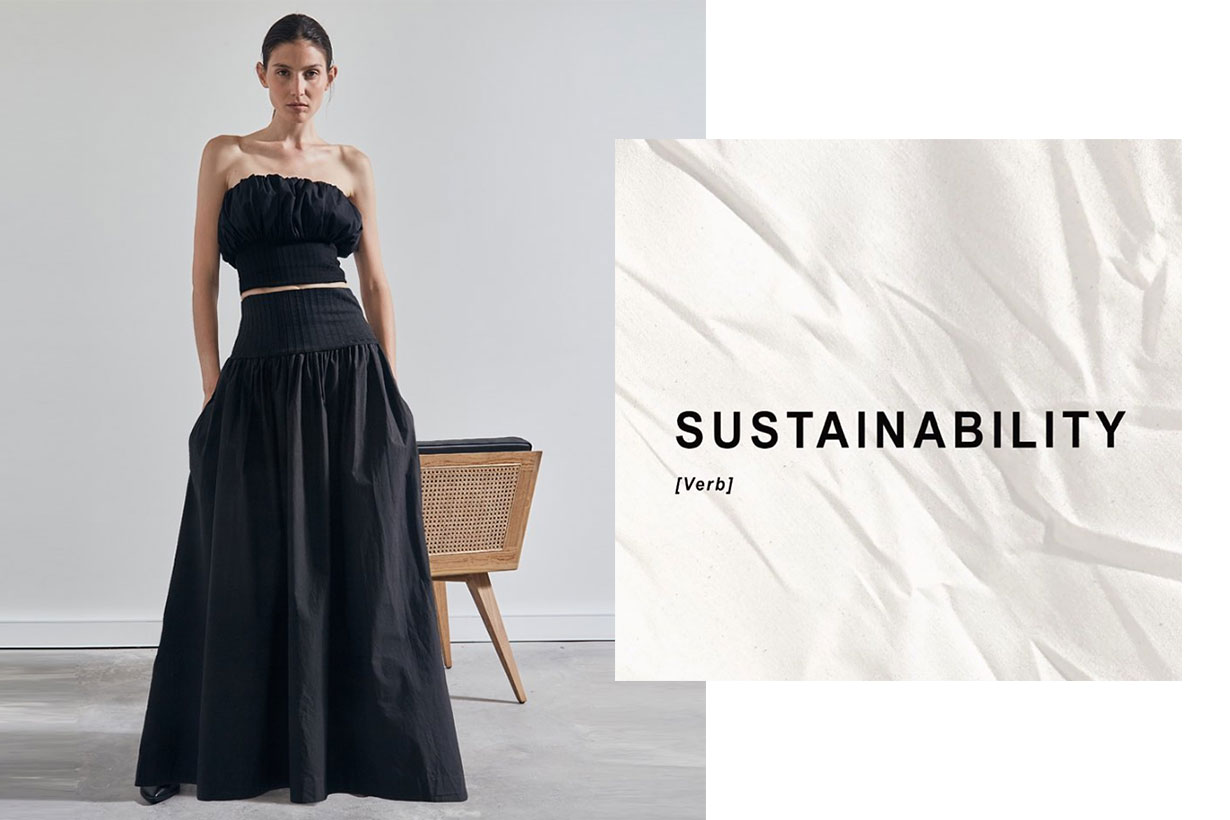 Sustainable Fashion brand