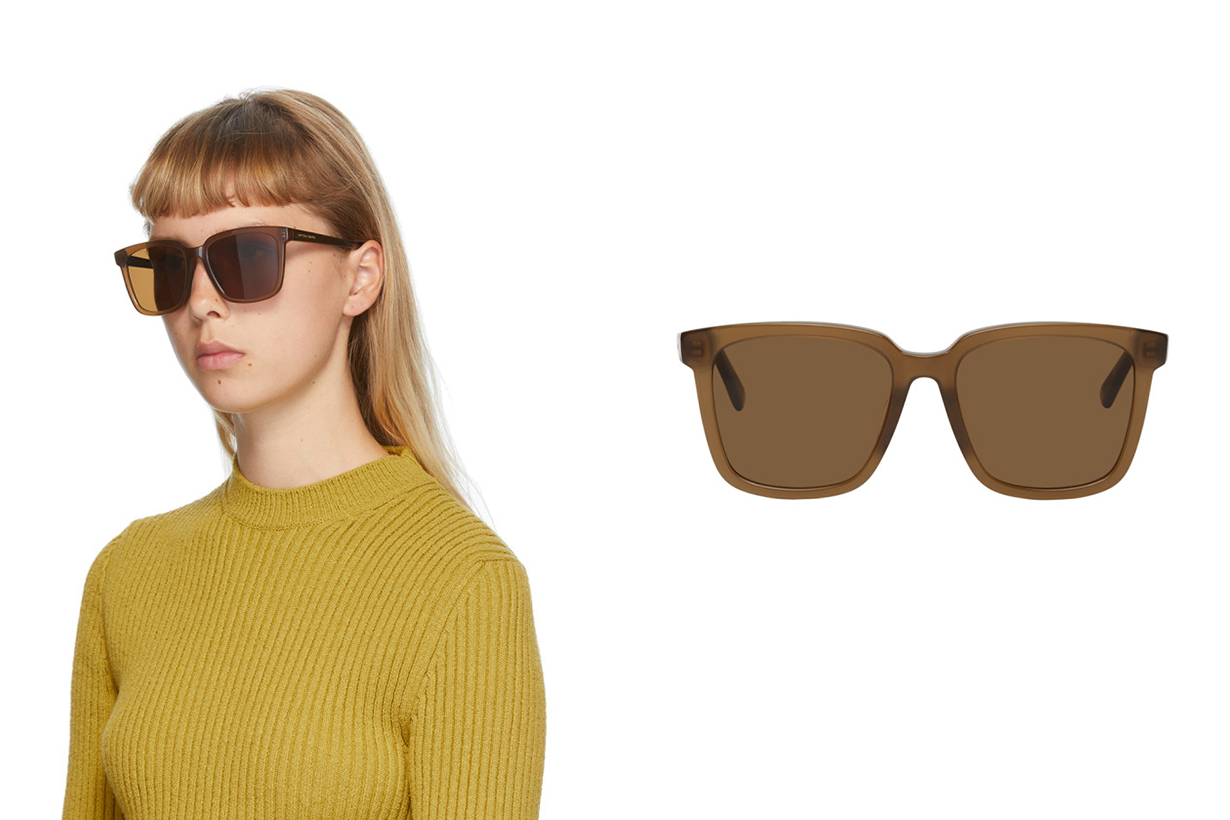 Summer 2020 Styling Tips Must Have Items Effortless Chic Click Product to Zoom Johanna Ortiz Click Product to Zoom The Attico Shoulder-Pad Jersey T-Shirt BOTTEGA VENETA Sunglasses Anemone Square Neck Slip Dress