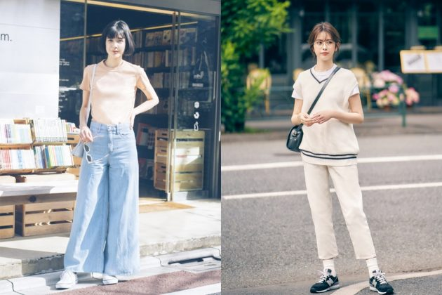 uniqlo summer must have items women pleated skirts 2020