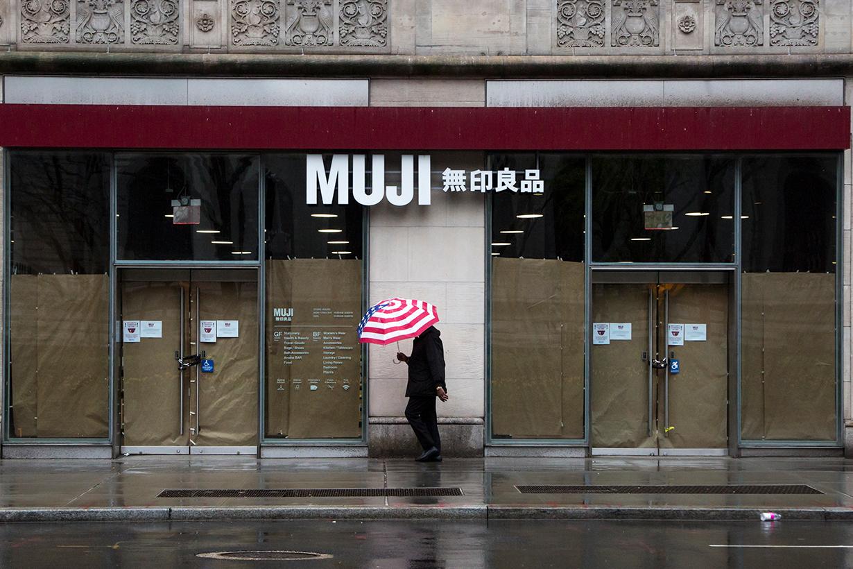 Muji US arm files for Chapter 11 Ryohin Keikaku Covid-19 bankruptcy coronavirus
