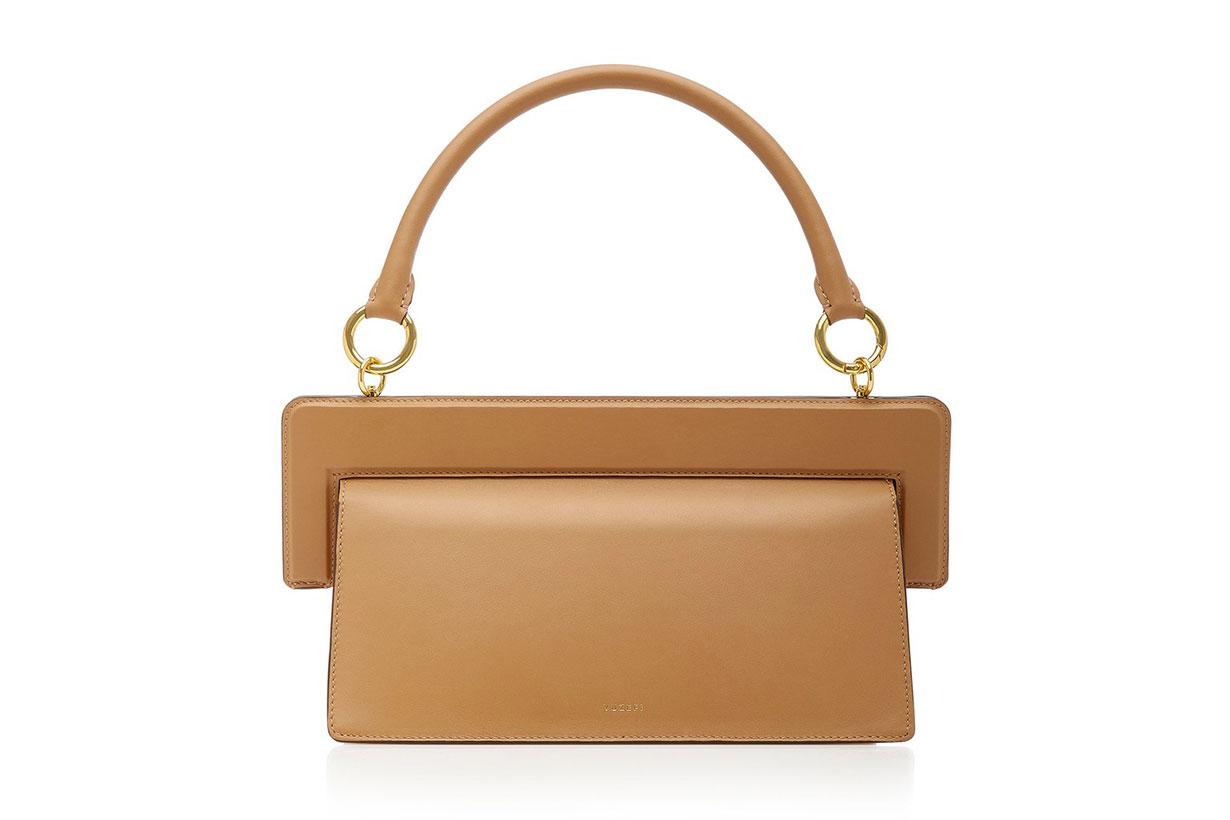 Yuzefi Ada Leather Shoulder Bag