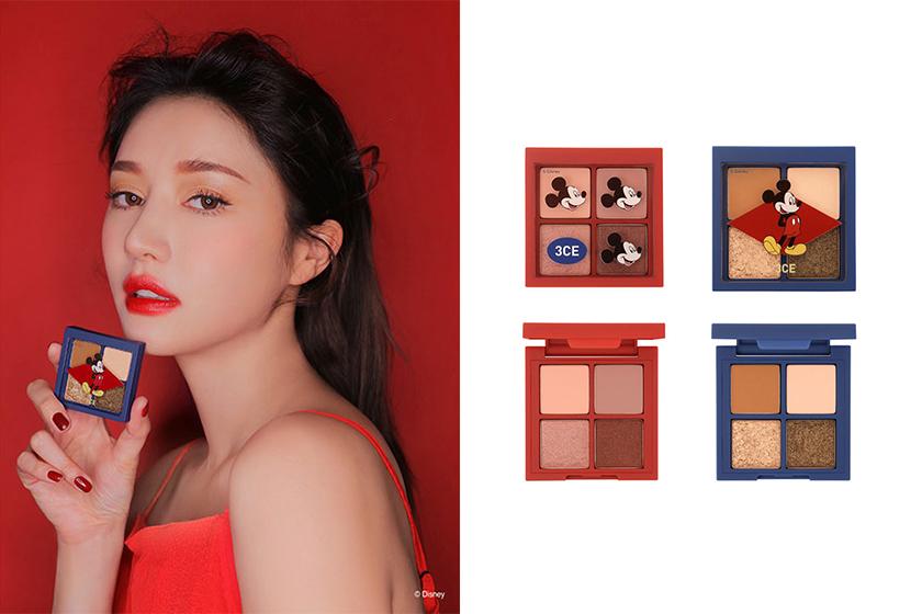 3CE x Disney STYLENANDA Makeup Collaboration