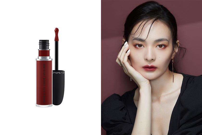 MAC Powder Kiss Liquid Lip colour Korean Girls Top 4