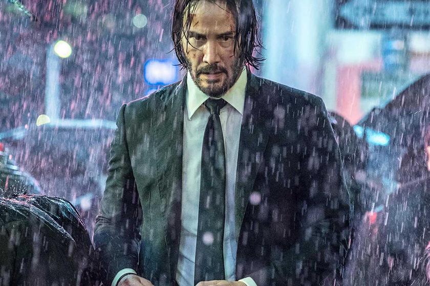 Keanu Reeves John Wick 5 sequel confirmed