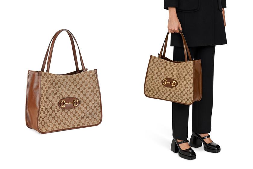 Gucci GG Marmont 1955 Horsebit Handbags