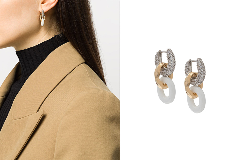Bottega Veneta Jewelry farfetch