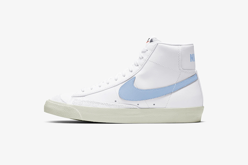 Nike Blazer Mid 77 Vintage baby Blue