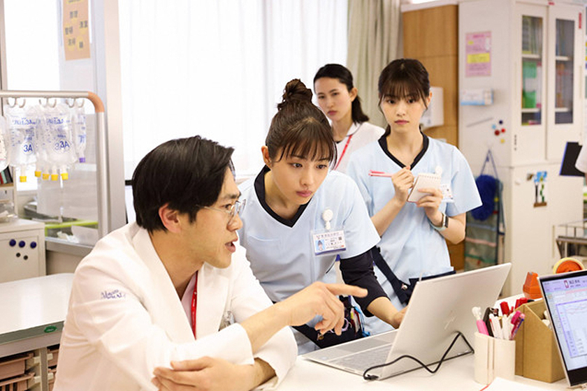 Ishihara Satomi 2020 new Japan Drama Unsung Cinderella