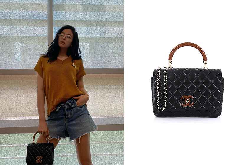 BLACKPINK Jennie Chanel Handbags