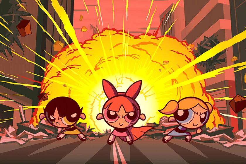 The Powerpuff Girls Live Action Drama