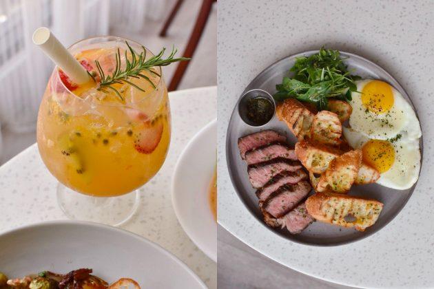 acme breakfast club taipei ximending new menu french toast must try