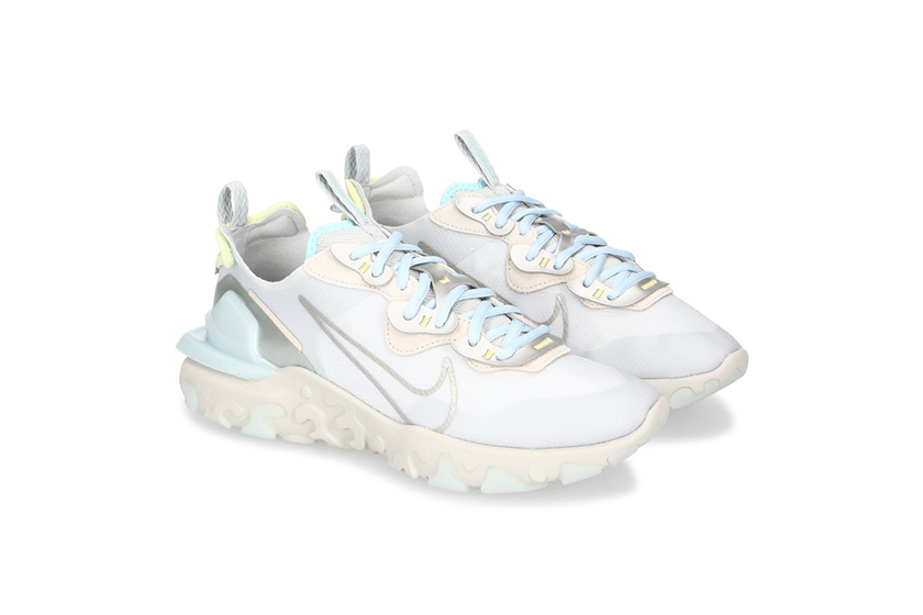 Nike React Vision Blue Sneakers