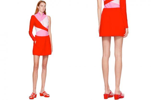 adidas Originals heel sandal superstar Lotta Volkova 2020