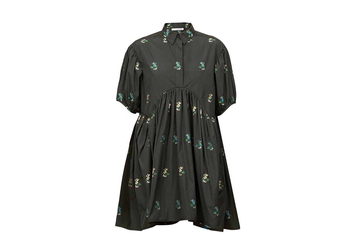 Dress Dating outfit Go to work outfit Denim Dress CO MM6 MAISON MARGIELA Shirt Dress STAUD SIMONE ROCHA RHODE SEE BY CHLOÉ CECILIE BAHNSEN REDVALENTINO GANNI Wrap Dress