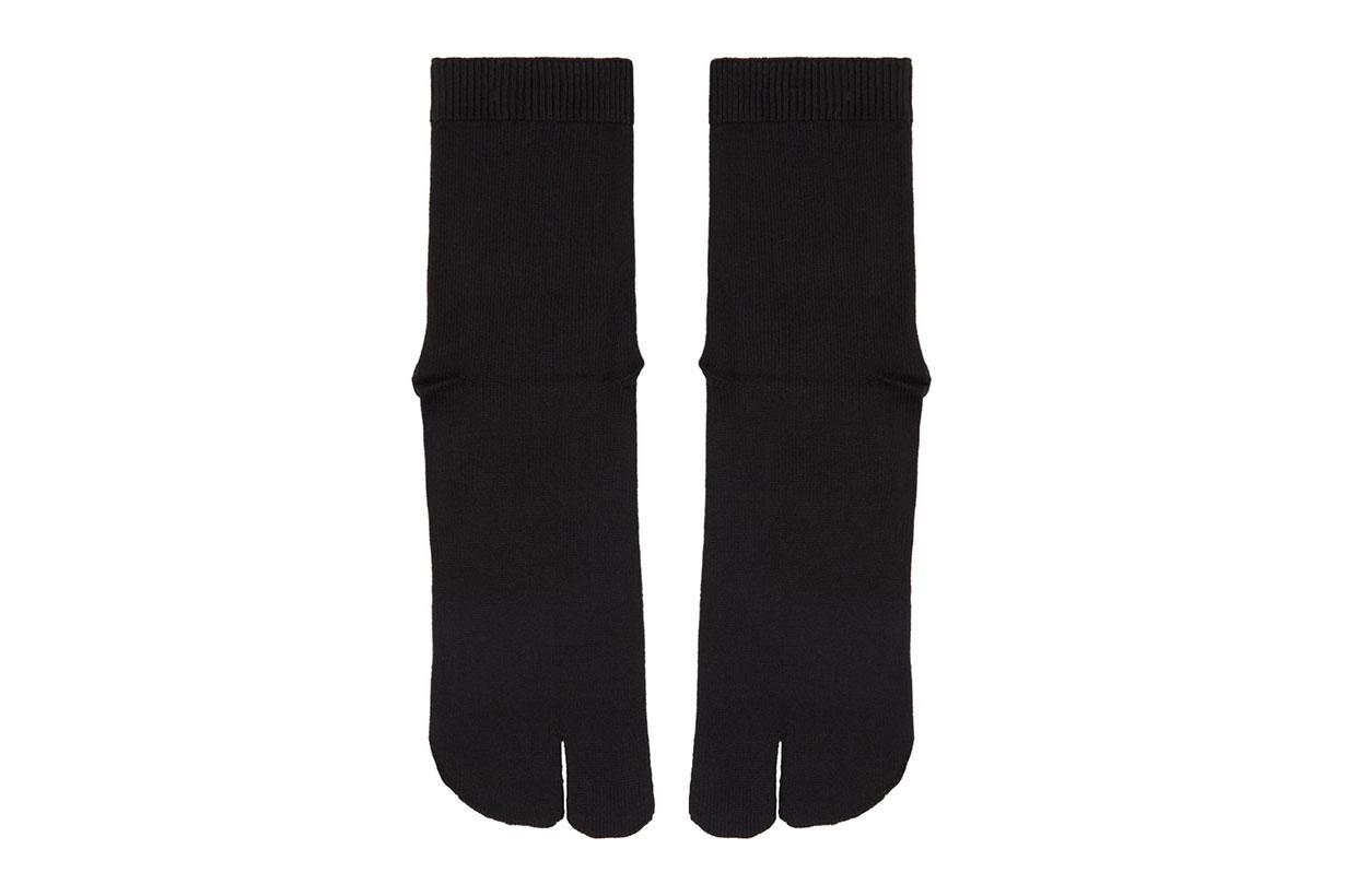 Black Tabi Socks