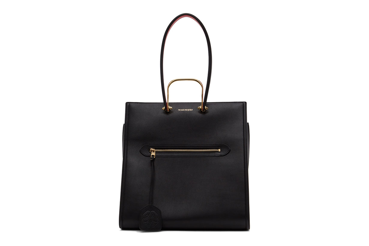 Black 'The Story' Tote