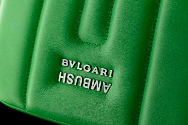 ambush bvlgari 2020 serpenti collabration handbags
