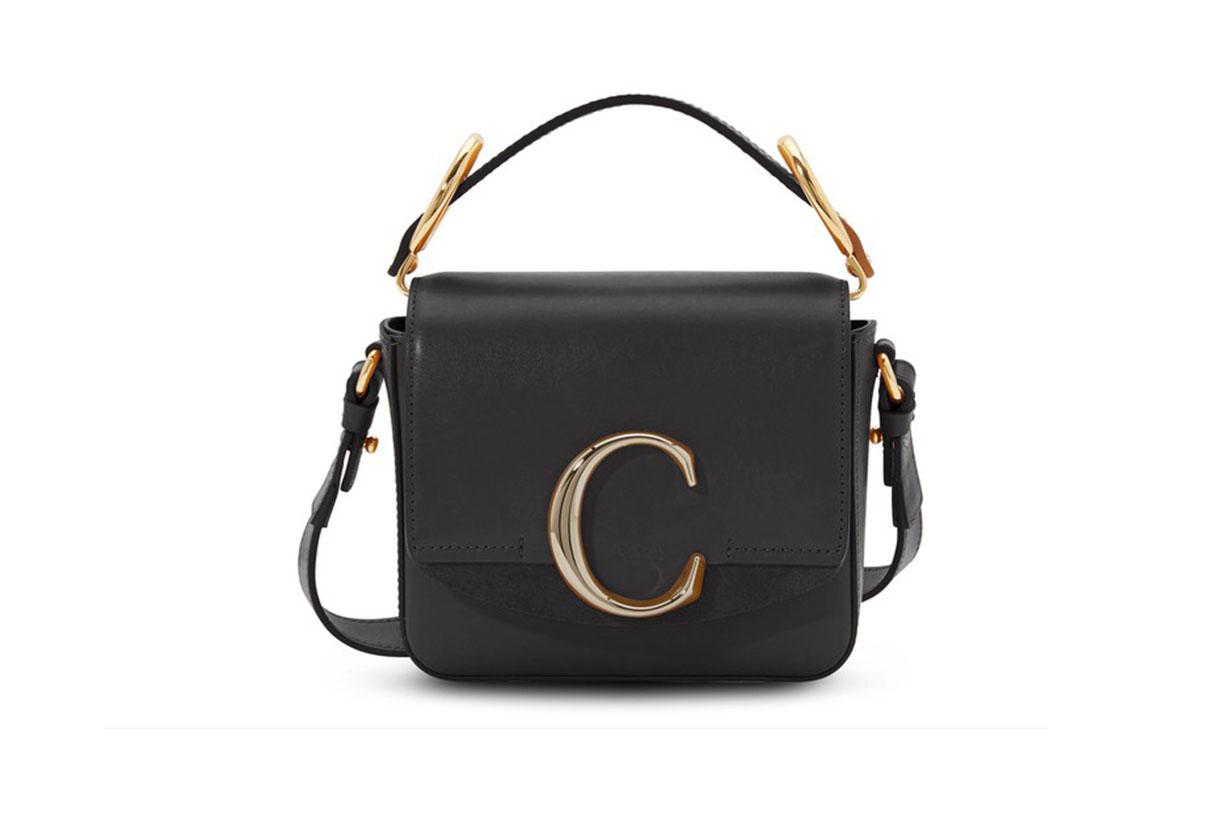 CHLOÉ Chloé C mini bag