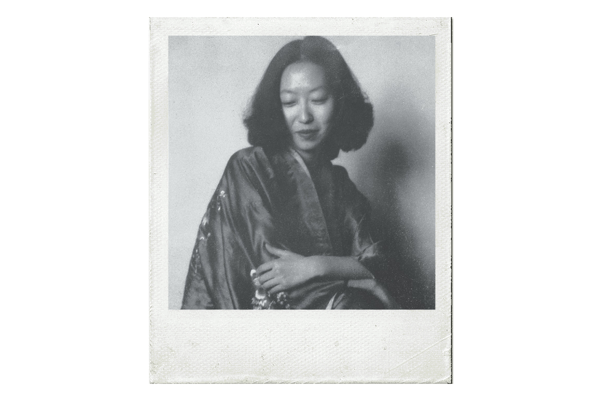 Eileen Chang Zhang Ai Ling Yan Ying Novelist Screenwriter Author Writer BFF Best Friend Friendship Relationship Women