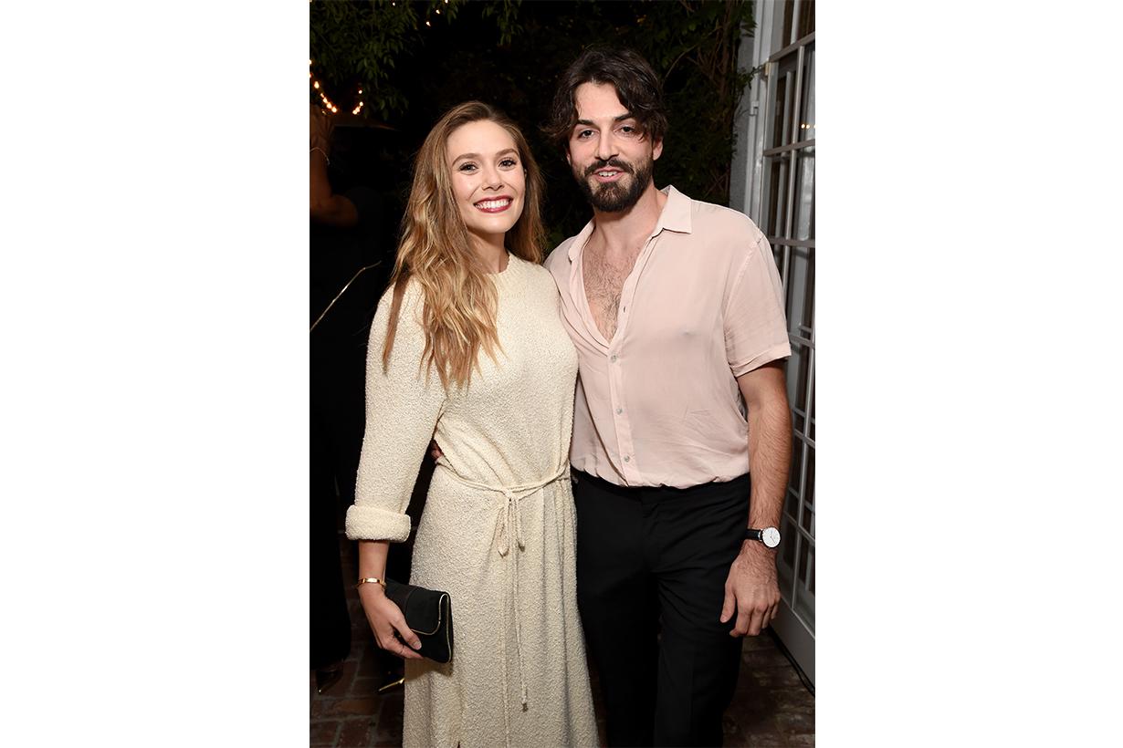 Elizabeth Olsen marry Robbie Arnett