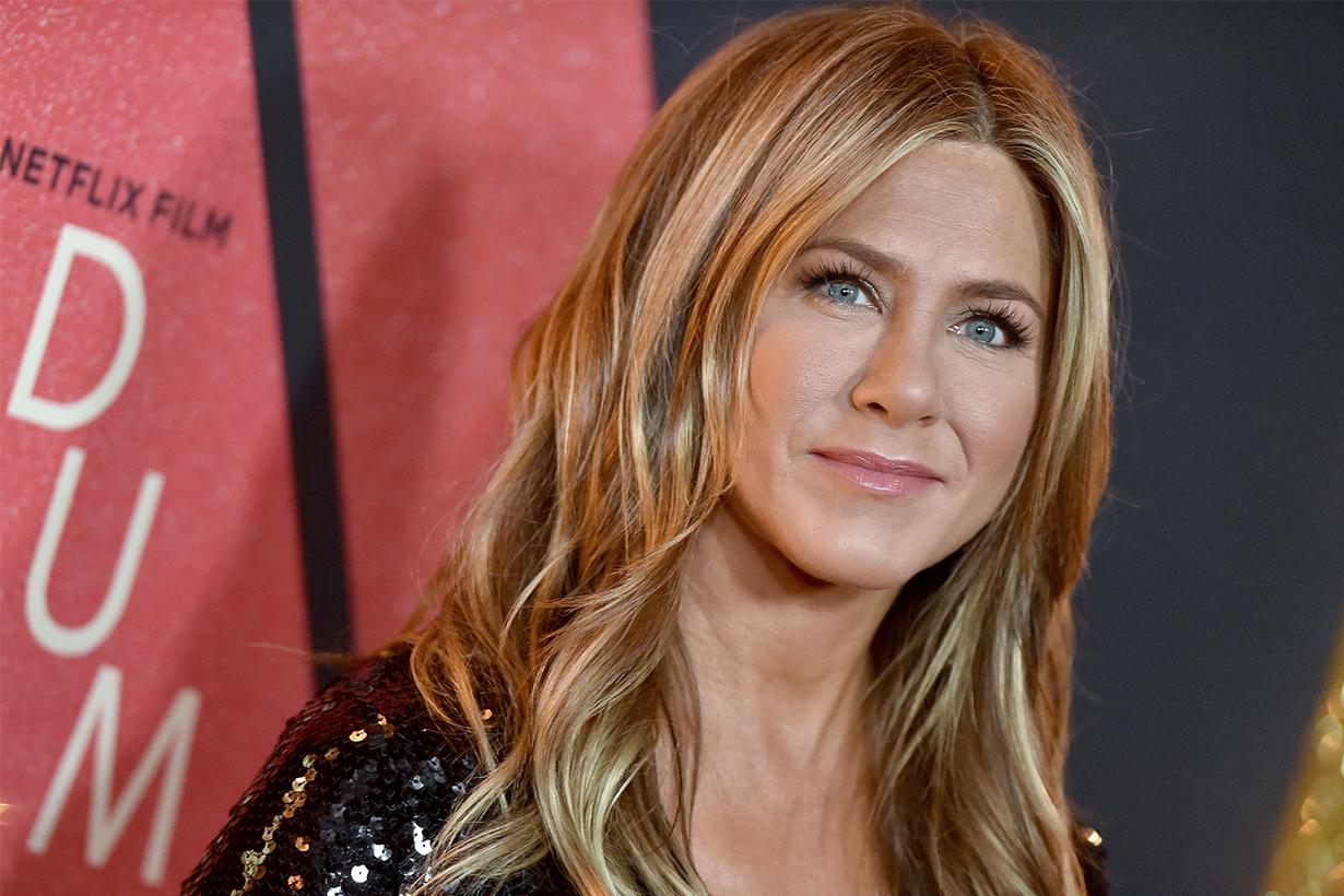 ellen degeneres the ellen show Jennifer Aniston take over
