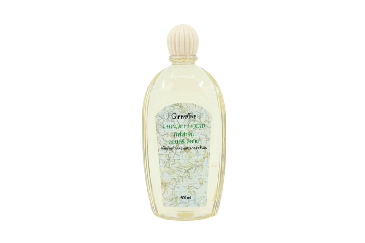 Giffarine Laundry Liquid Lingerie Cleaning Washing Underwear Sensitive Skin Clothing Fabric Women Hygienic Tips