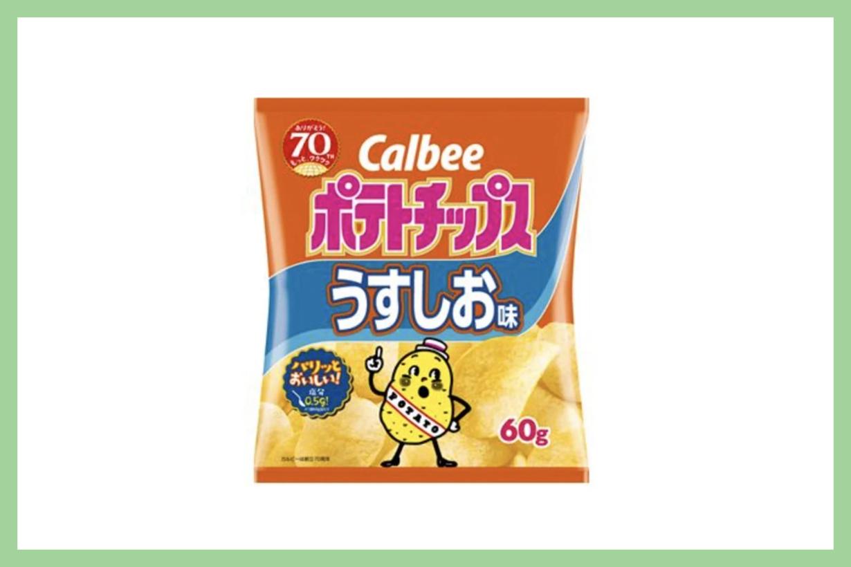 japan top 10 ramking snacks