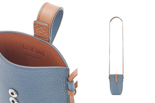 loewe pocket Jung Yu-mi mini handbags pocket summer vacation