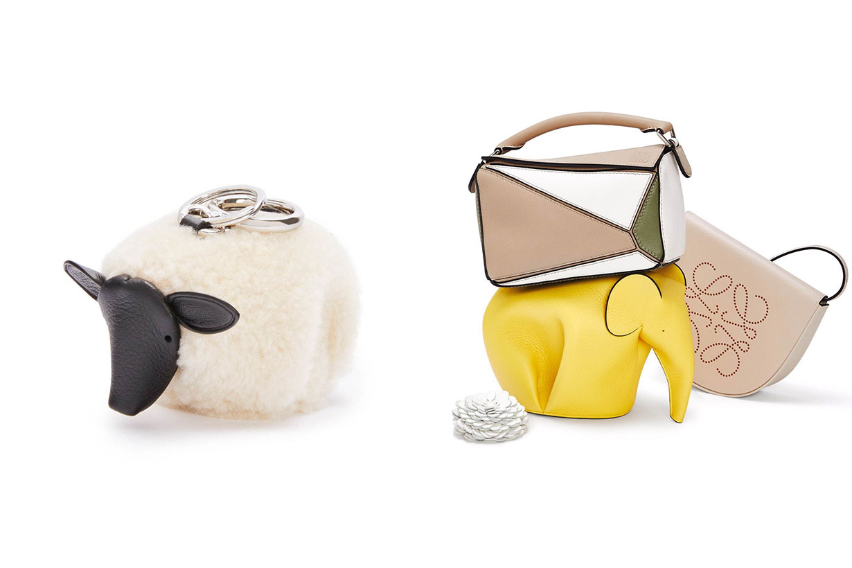 Loewe Sheep, Elephant Items
