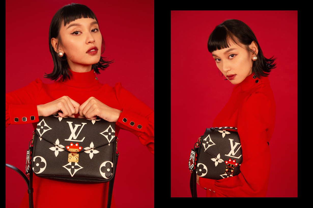 LV Crafty Collection Louis Wong