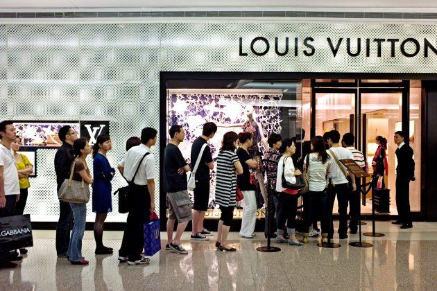 louis vuitton shanghai covid-19 record 22 million lvmh