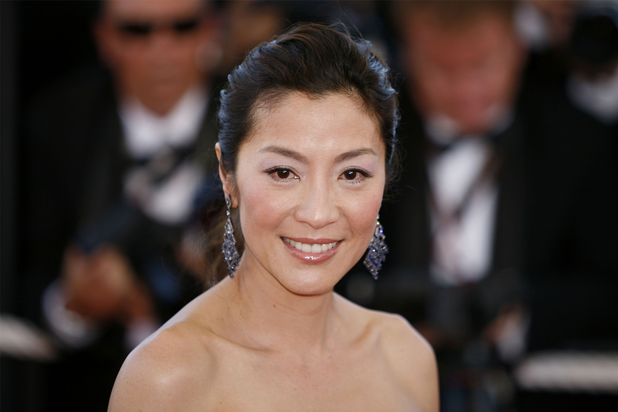 marvel shang chi and the legend of the ten rings Michelle Yeoh cast