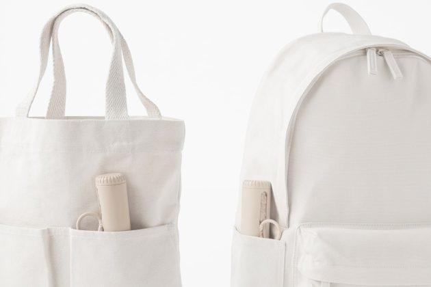 nendo lawson shooping eco bag design